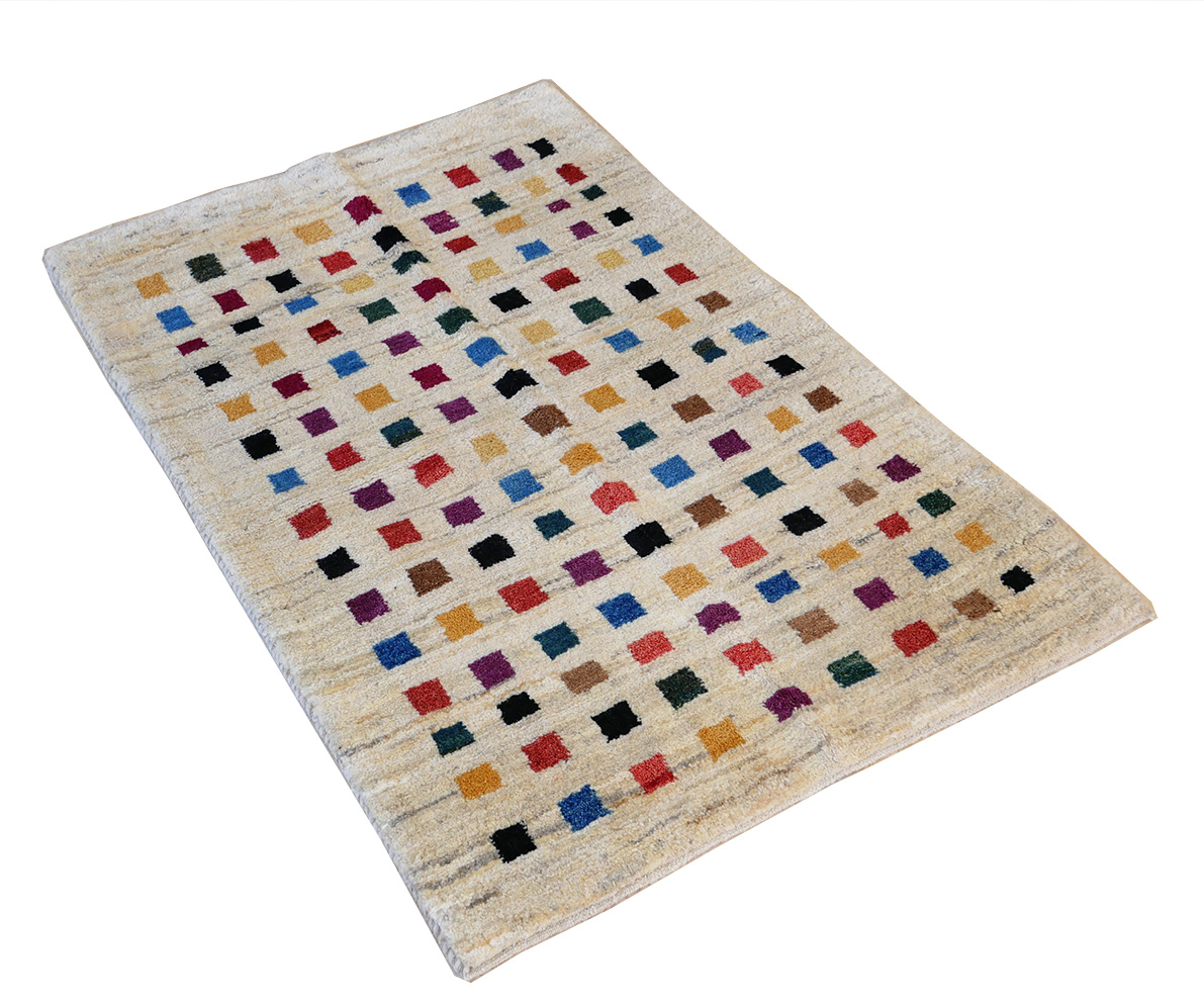 Gabbeh – wool- 117×78-corner