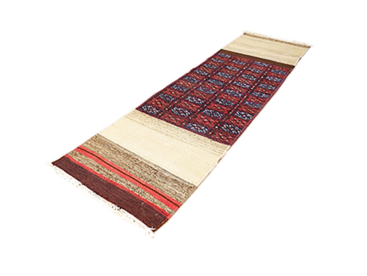 Blouch Kilim-Kenareh-230×60-corner